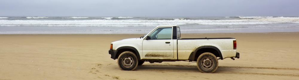 Pick Up Truck for Haiti